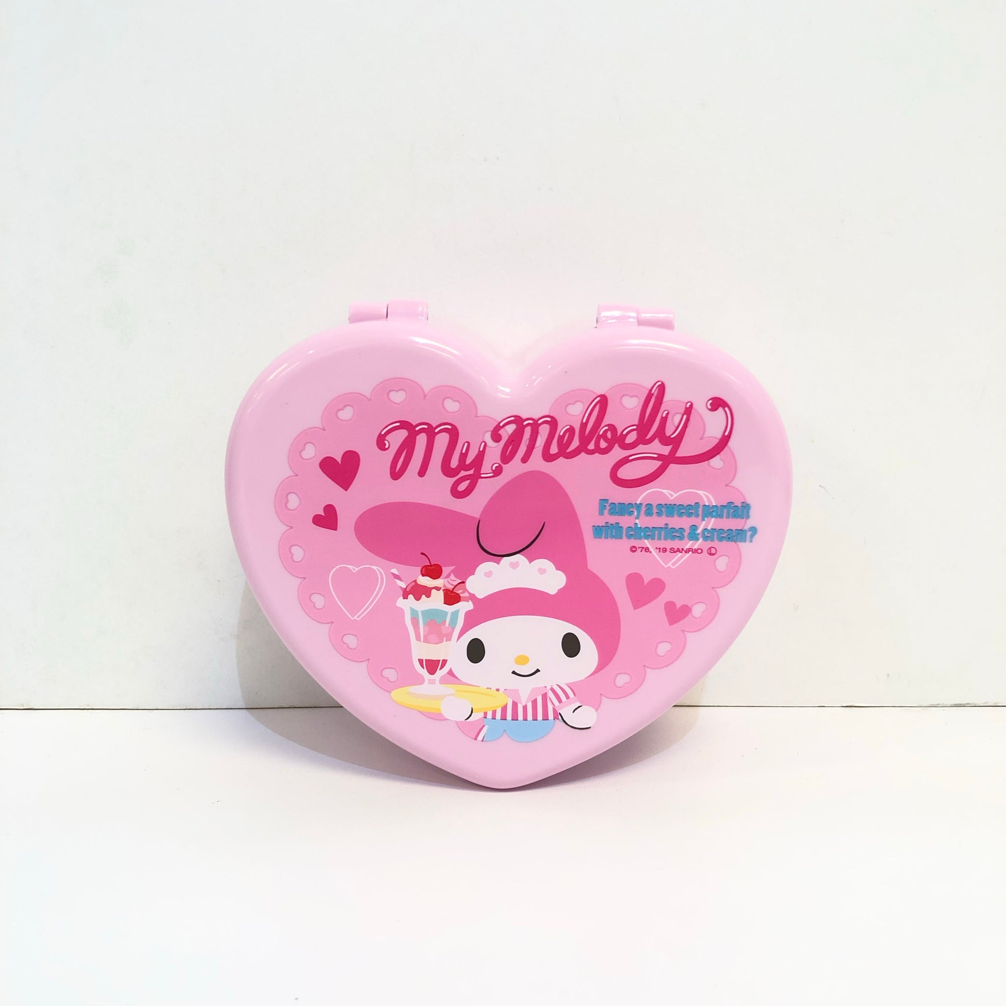 My Melody Heart Accessory Case