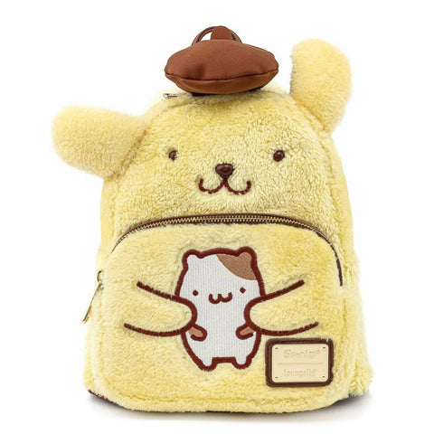 Sanrio x Loungefly Pompompurin Cosplay Mini Backpack