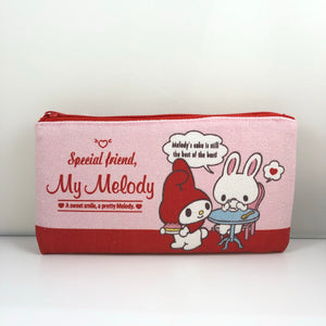 My Melody Canvas Pouch