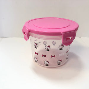 Hello Kitty Charming Pink Lunch Container