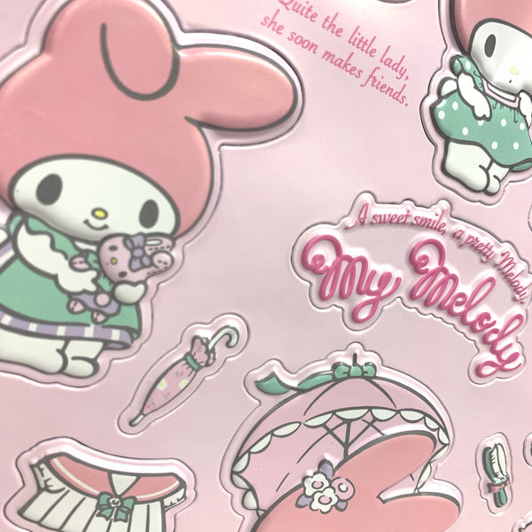 My Melody Dress Up Magnets
