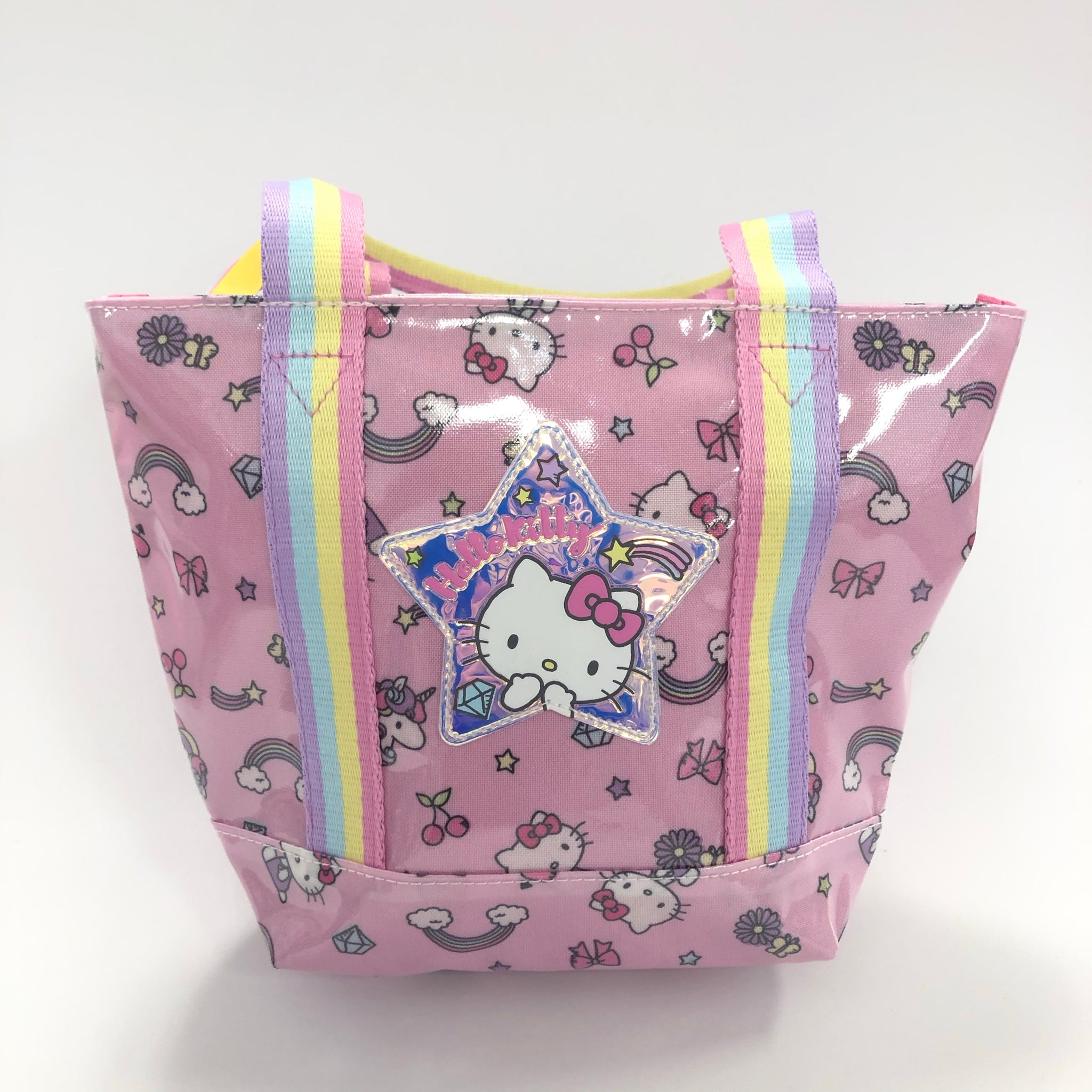 Hello Kitty Rainbow Unicorn Handbag