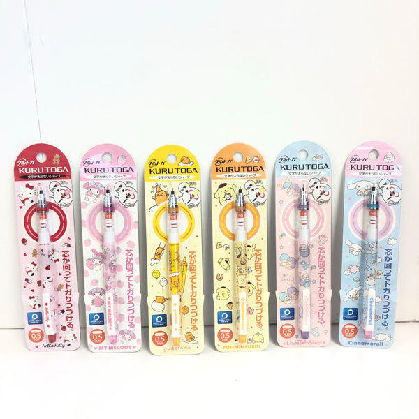 Sanrio Characters Kurutoga Mechanical Pencil