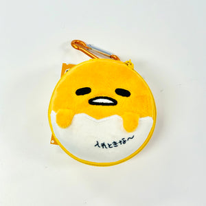 Gudetama Earphone Cord Case