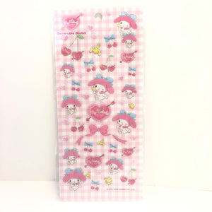 My Melody Cherry Sticker Sheet