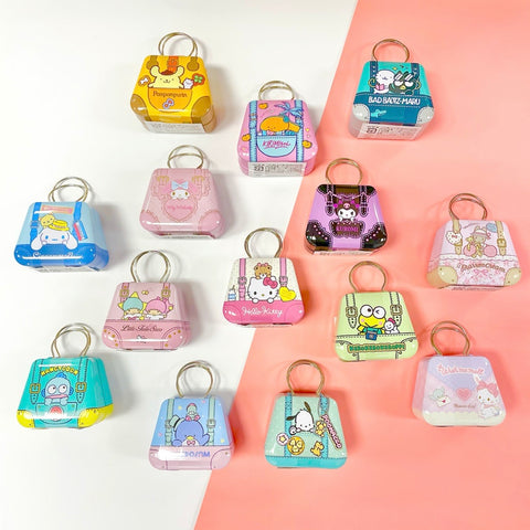 Sanrio Characters Sticker Tin