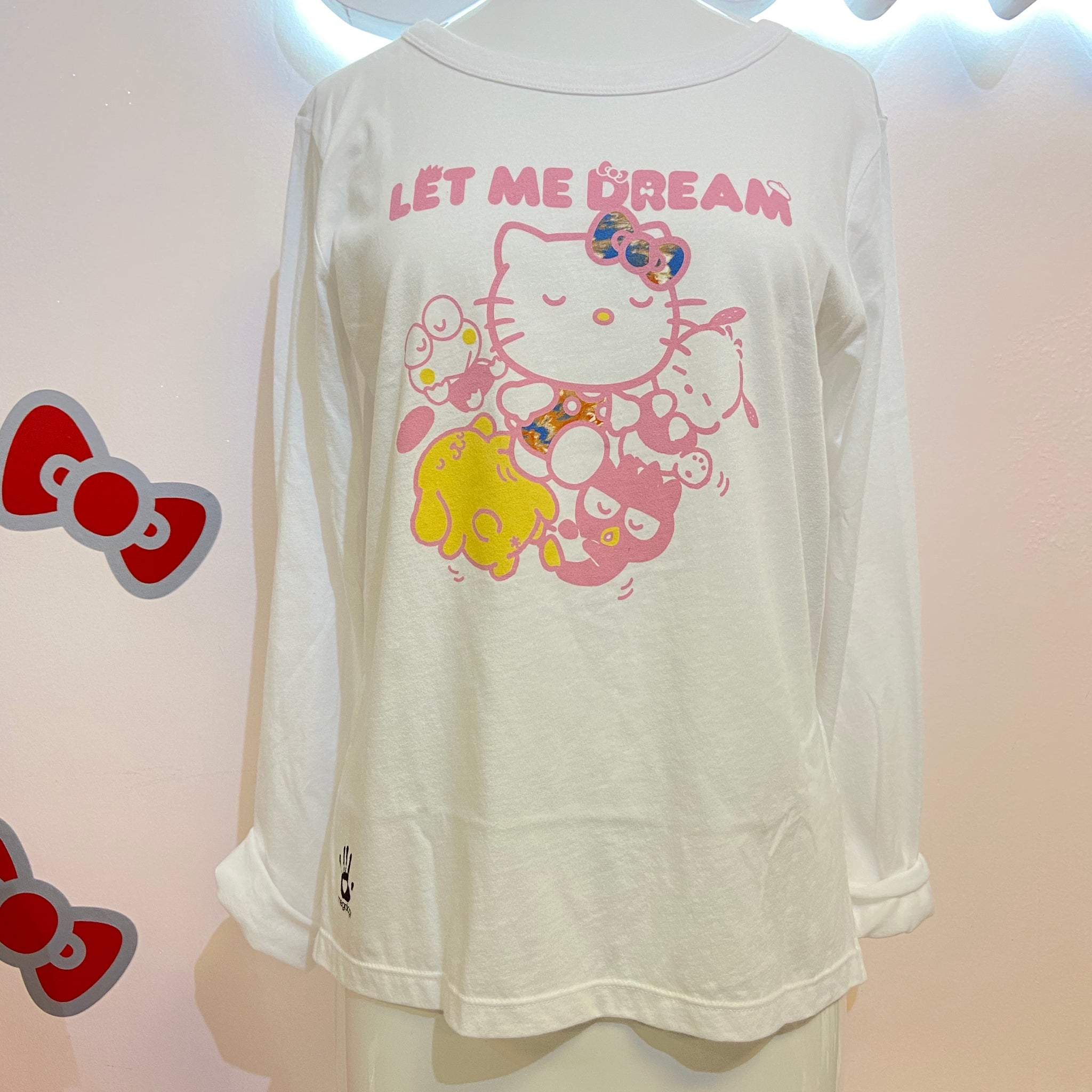 Let Me Dream Long Sleeve Shirt
