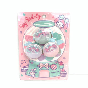 My Melody Capsule Clips Set