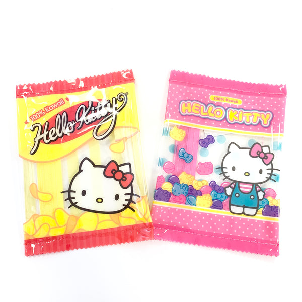 Hello Kitty Snack Pouch
