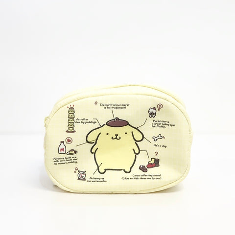 Pompompurin Reversible Pouch