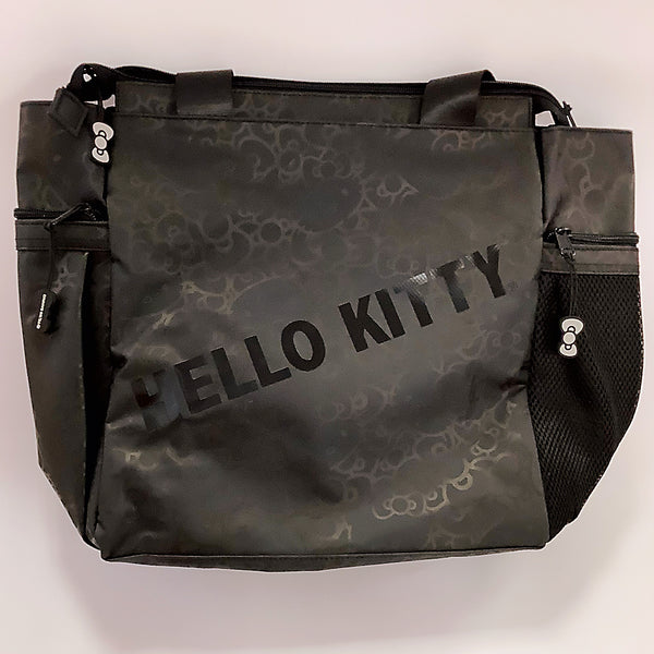 Hello Kitty Silhouette Shoulder Tote Bag