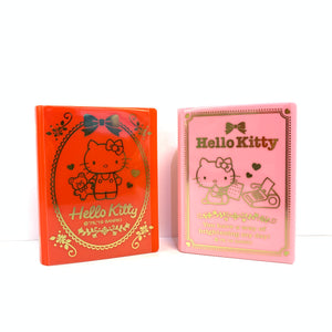 Hello Kitty 45th Anniversary 3 Memo Pad Set