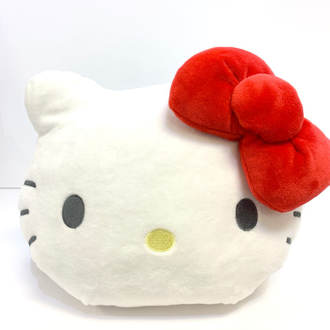 Hello Kitty Hand Warmer Plush Cushion