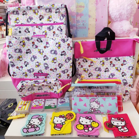 Hello Kitty Sports Collection