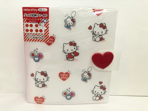 Hello Kitty Storage File