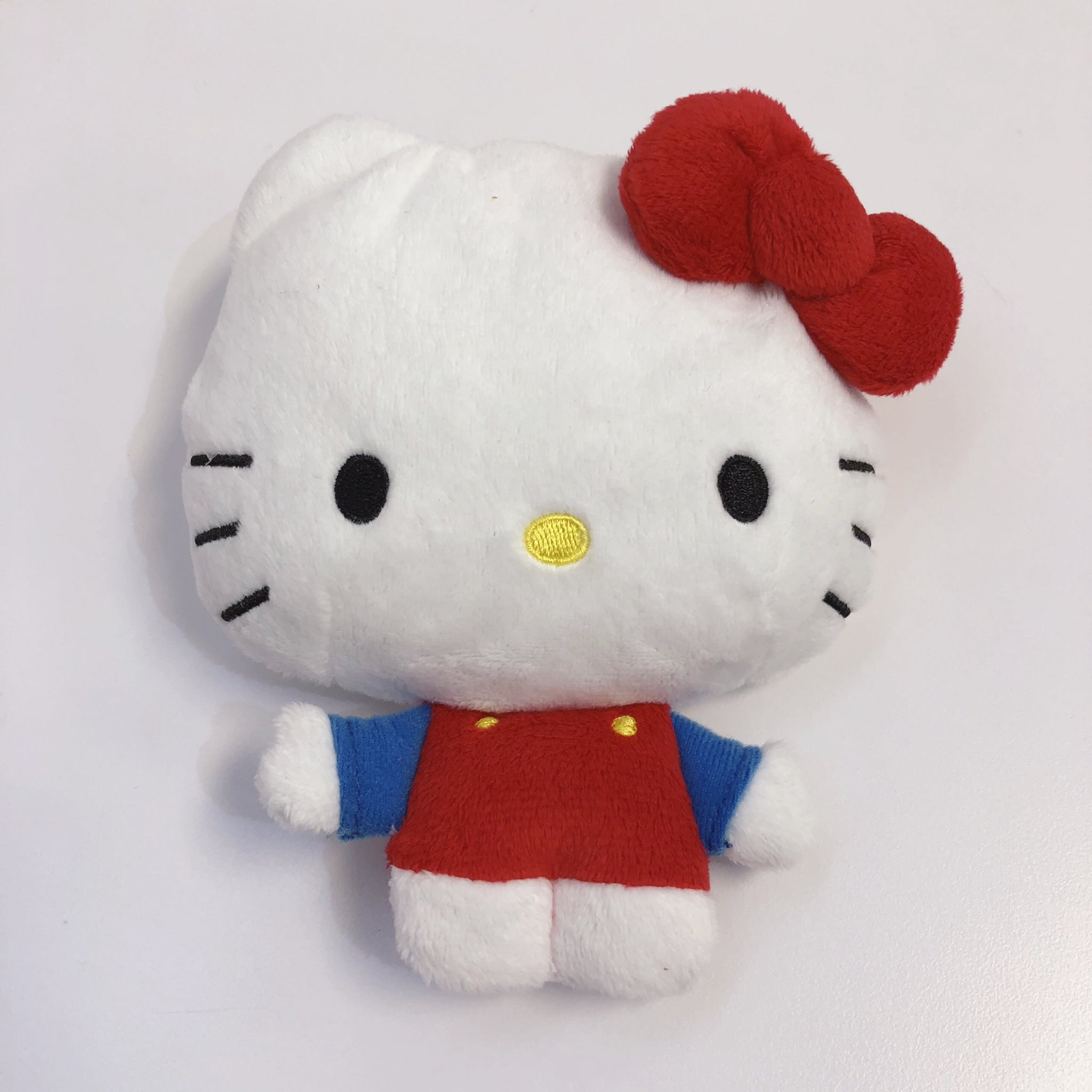 Hello Kitty Plush ID Reel