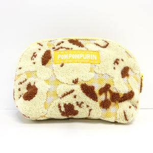 Pompompurin Terry Cloth Pouch