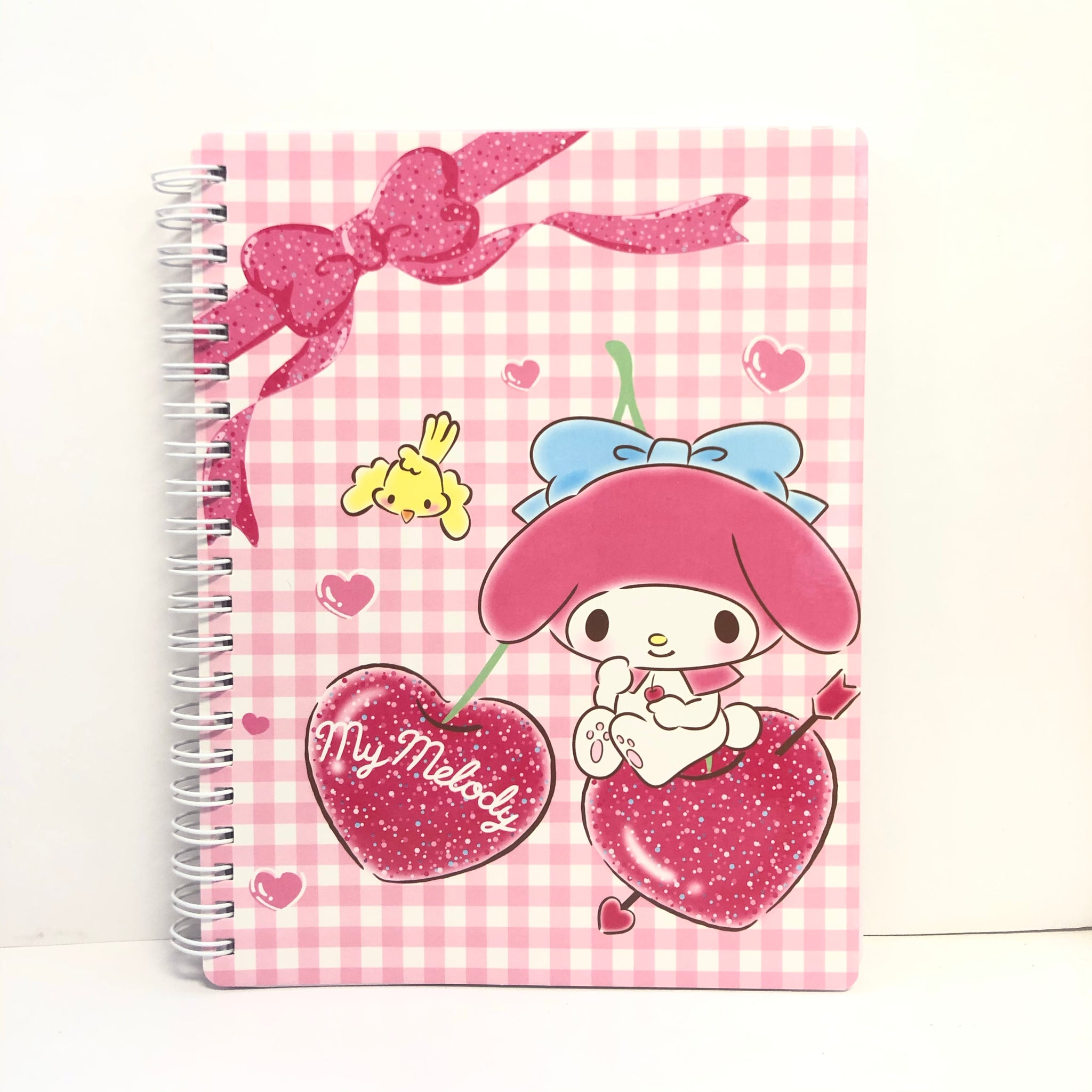 My Melody Cherry A5 Spiral Notebook
