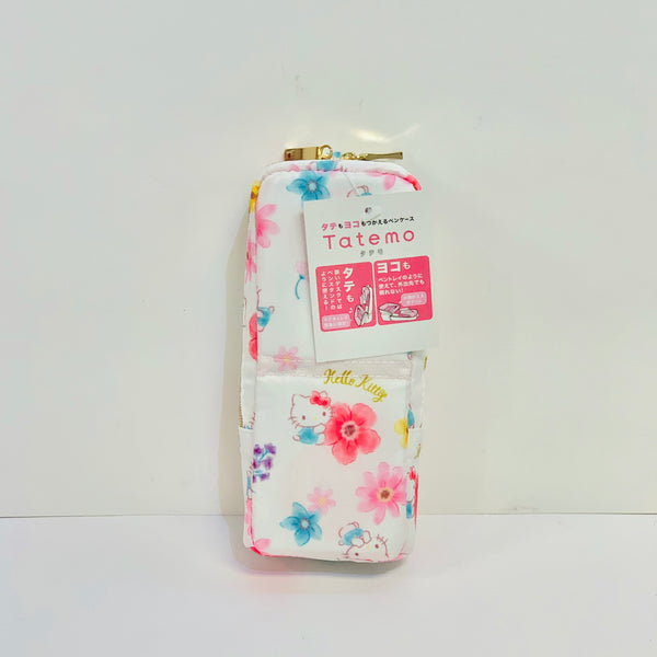 Hello Kitty Tatemo Pen / Pencil Zip Pouch