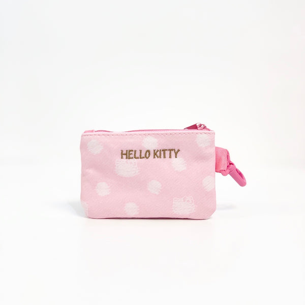 Hello Kitty Flower Coin Purse