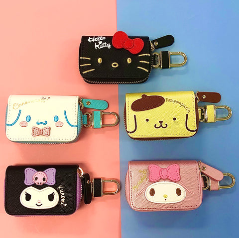 Sanrio Characters Key Case