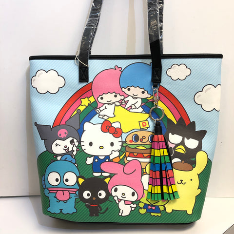 Hello Sanrio Tote by Loungefly