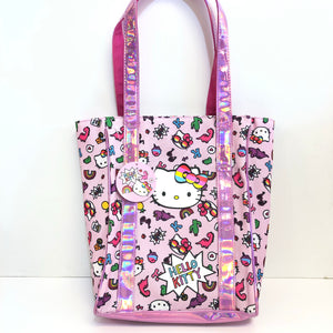 Hello Kitty Dinosaur Shoulder Tote