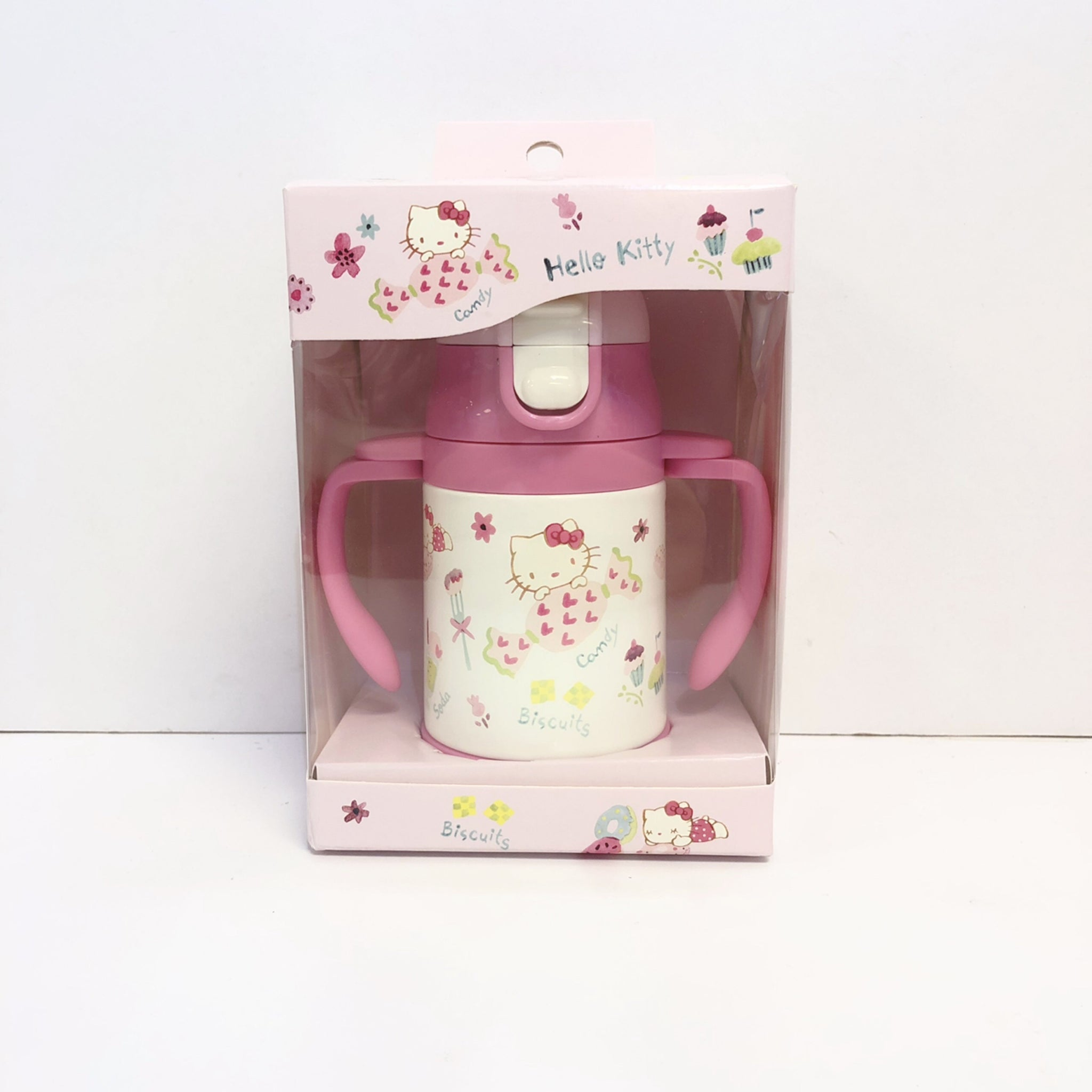 Hello Kitty Sweets Stainless Steel Bottle