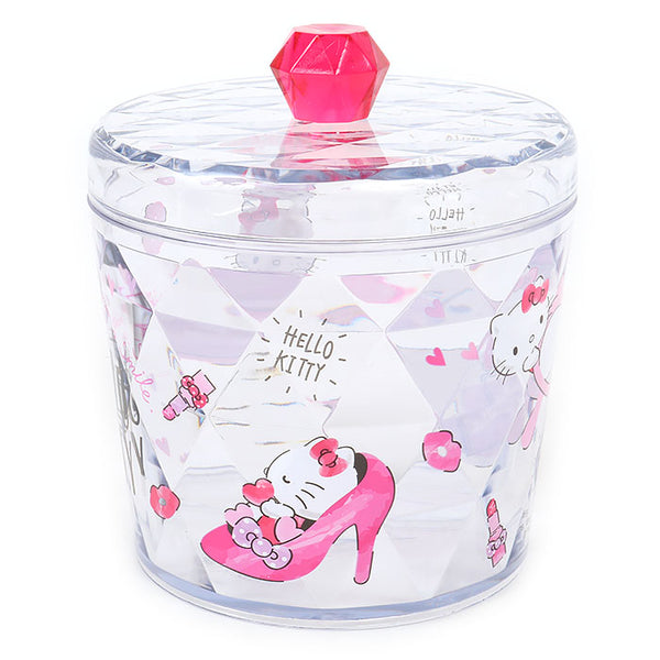 Sanrio Characters Clear Canister