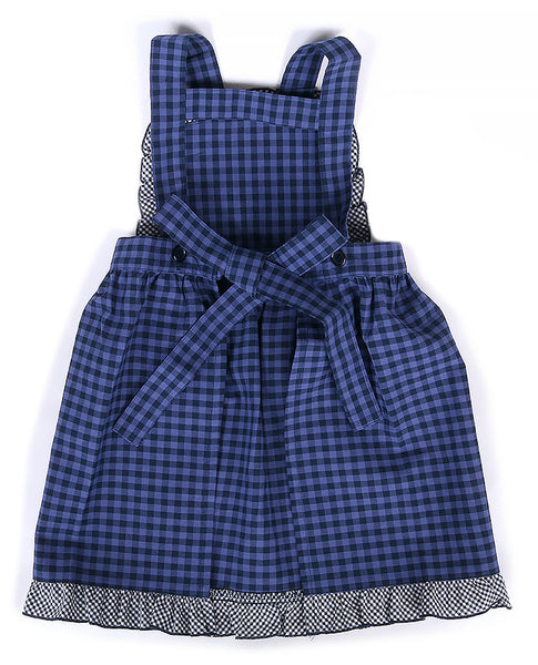 Hello Kitty Checkered Kids Apron