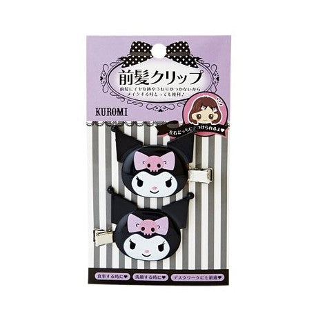 Kuromi Bangs Hair Clips