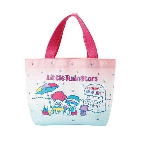 Little Twin Stars Vacation Hand Bag