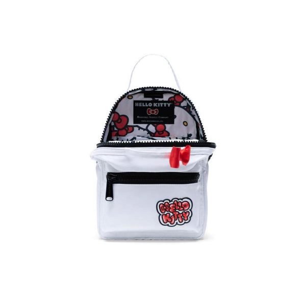 Hello Kitty x Herschel White 45th Anniversary Edition Nova Mini Backpack