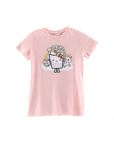 Tokidoki x Hello Kitty Popcorn Friends Tee