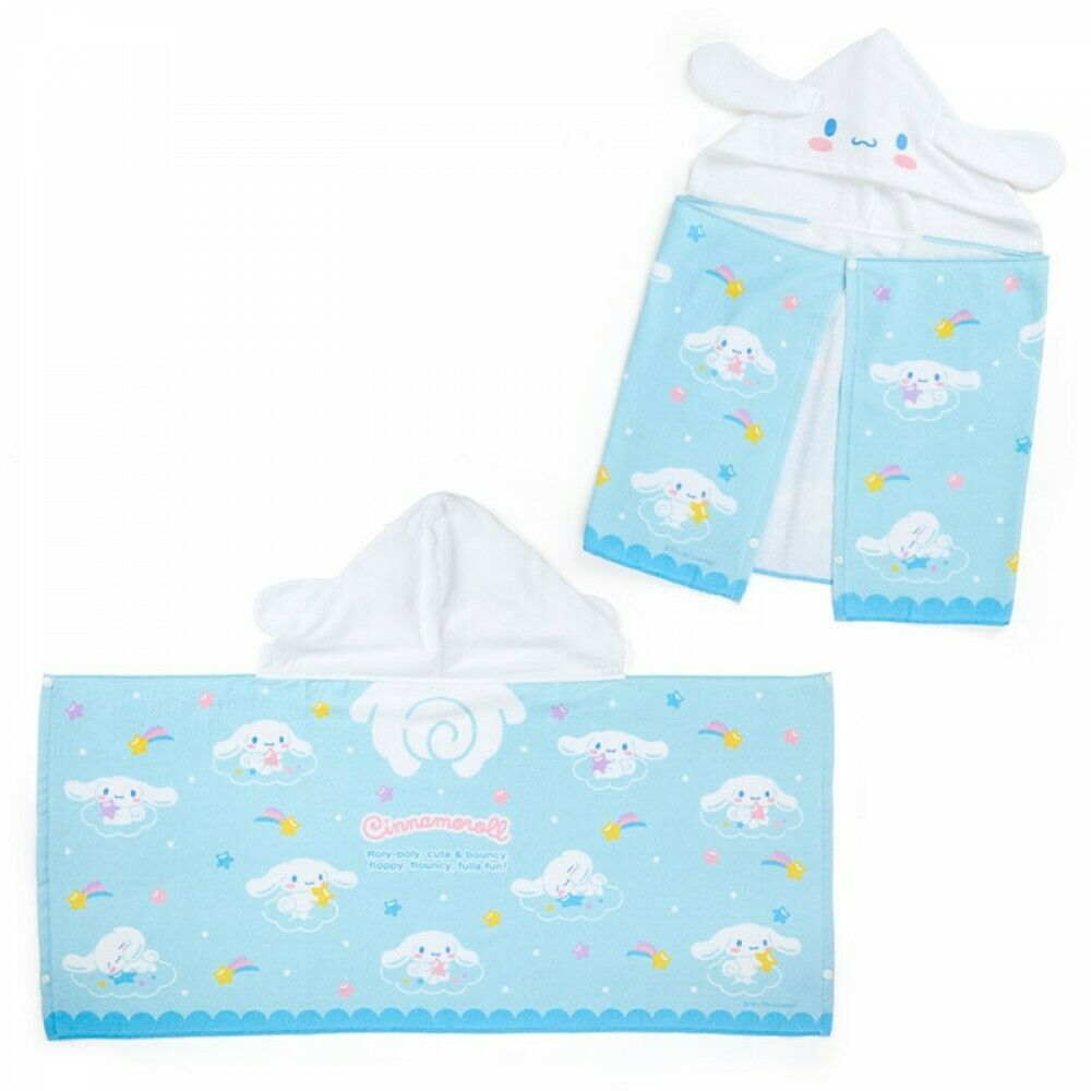 Cinnamoroll Hooded Towel