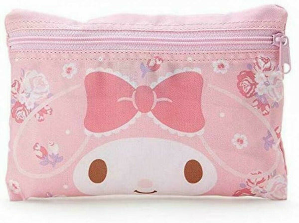 My Melody Rose Foldable Overnight Boston Bag