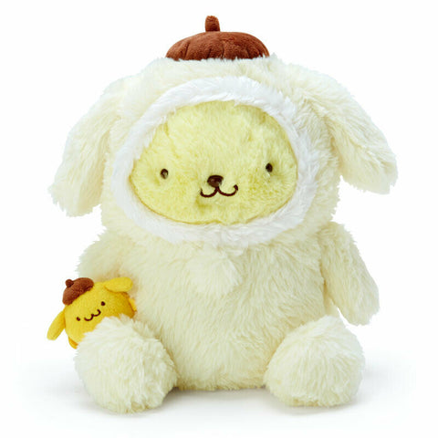 Pompompurin Furry Plush