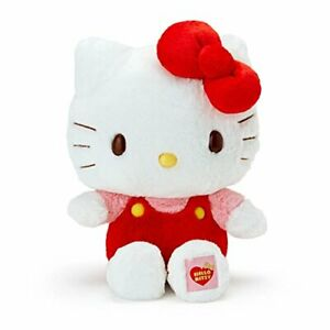 Hello Kitty Furry Plush
