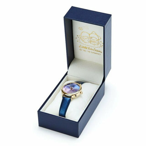 Little Twin Stars Night Sky Wristwatch