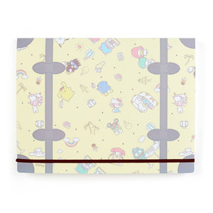 Sanrio Characters Trip Document File Organizer