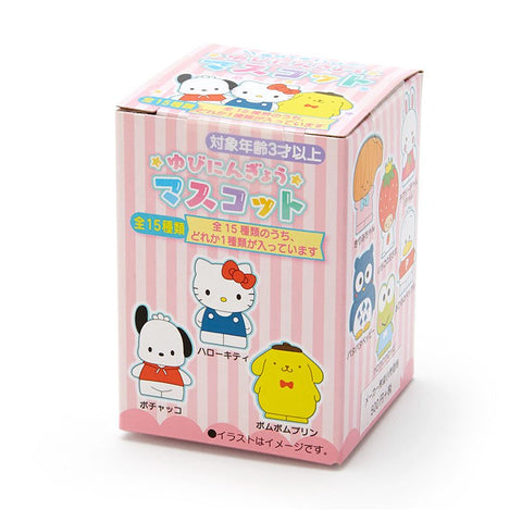 Sanrio Characters Pink Finger Puppet Blind Box
