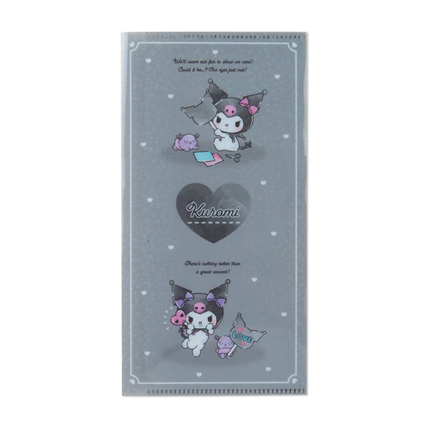 Sanrio Characters Ticket Holder