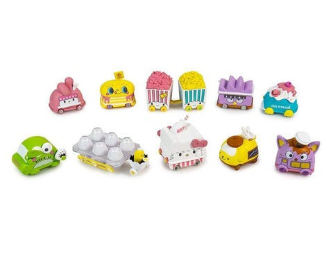 Hello Sanrio x KidRobot Micro Vehicle Blind Bag