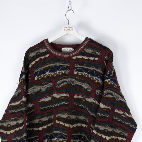 Vintage Sweater - Large
