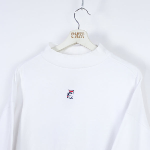 Womens Fila Vintage Deadstock Sweatshirt - Small