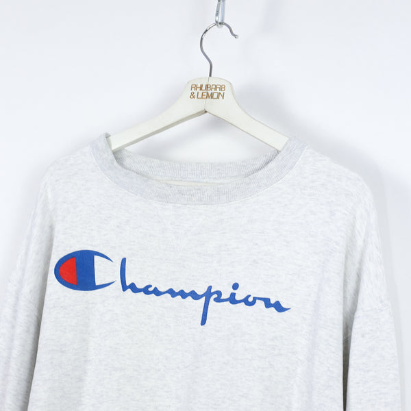 Womens Champion Vintage Sweatshirt - Large
