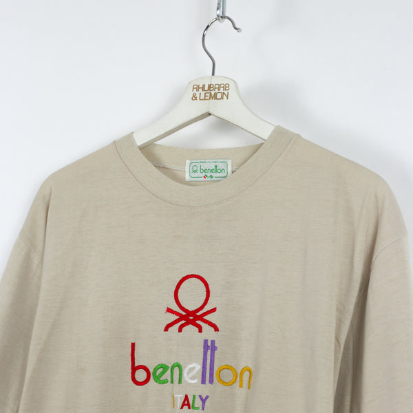 Benetton Vintage T-Shirt - Small
