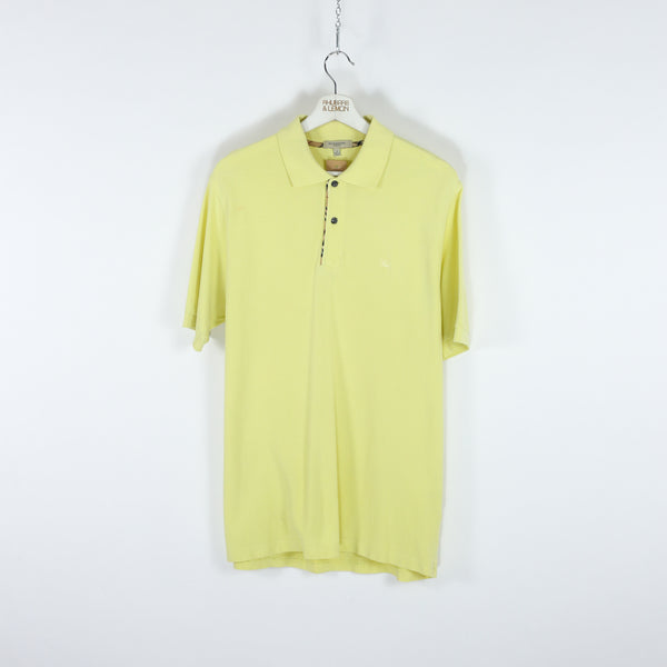 Burberry Vintage Polo T-Shirt - Large