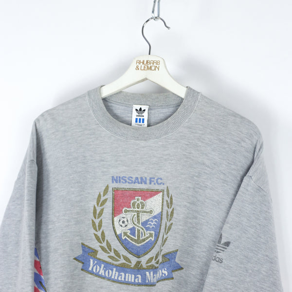 Adidas 1993 Vintage Sweatshirt - Medium