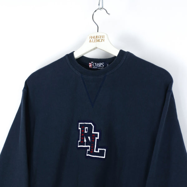 Chaps Ralph Lauren Vintage Sweatshirt - Medium